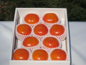 【富有柿】大玉3Lサイズ--送料無料--